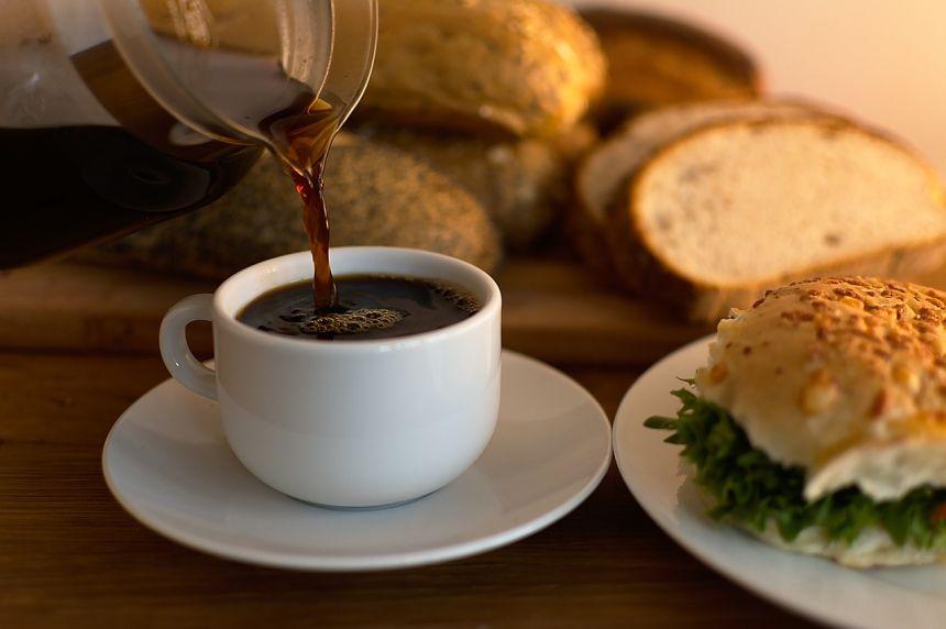 咖啡、茶歇、早餐