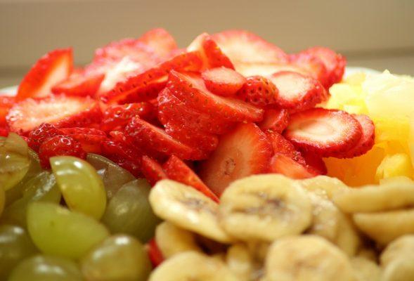 水果、维生素、片