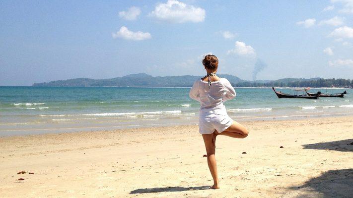 平衡、瑜伽、禅宗