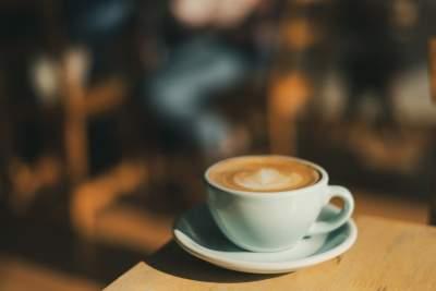 一杯咖啡的图片